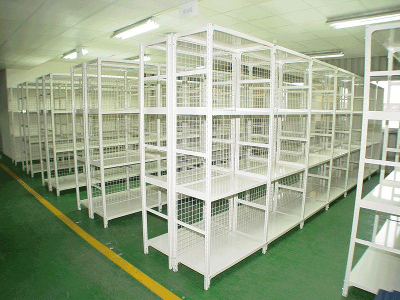 steel matal racks made in taiwan custom shelving units for storage