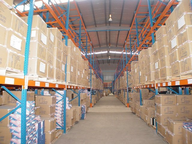 Heavy Duty Pallet Racking_003